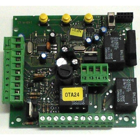 OTA24 control unit for operator OT2024