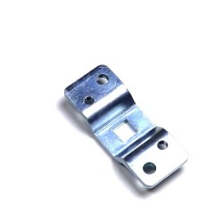Bracket with a square hole to anchor motors series V6