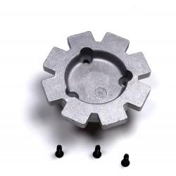 Supporto orientabile per fissaggio motori serie V6M e V7M