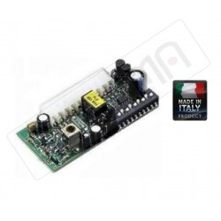 FLOXI2 Built-in radio receiver for remotes FLO