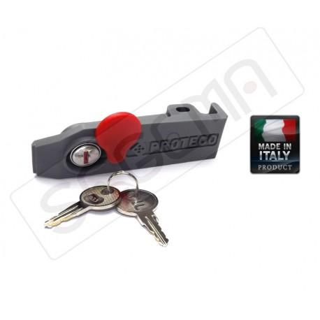 Leva di sblocco con chiavi per operatore MEKO