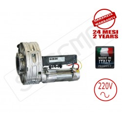 MPS120 Motore per serranda senza elettrofreno 160Kg
