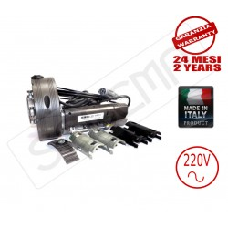 MPS240E Roller shutter motor with electric brake 240kg