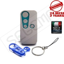 Multy-frequency universal gate opener remote