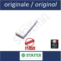 Single-channel remote for STAFER BLU shutters and awnings
