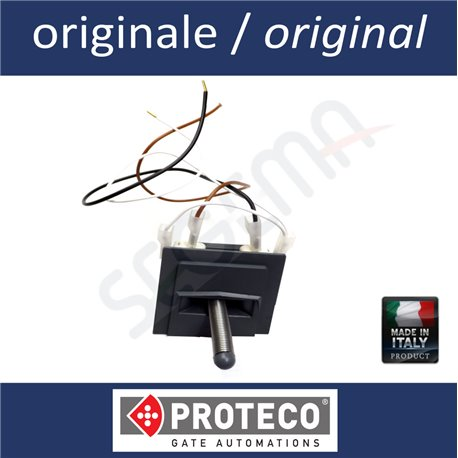 Complete electric limit switch for MEKO/STRIKE