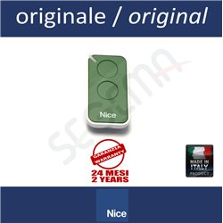 INTI2G 2-button green