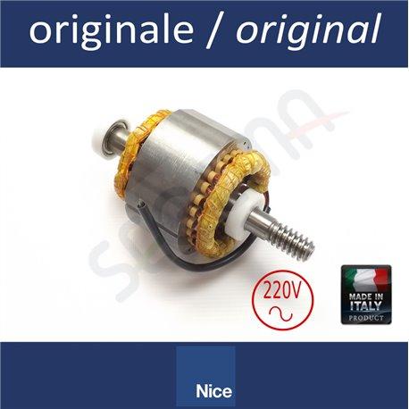 NICE motor 220V winding for PLUTO
