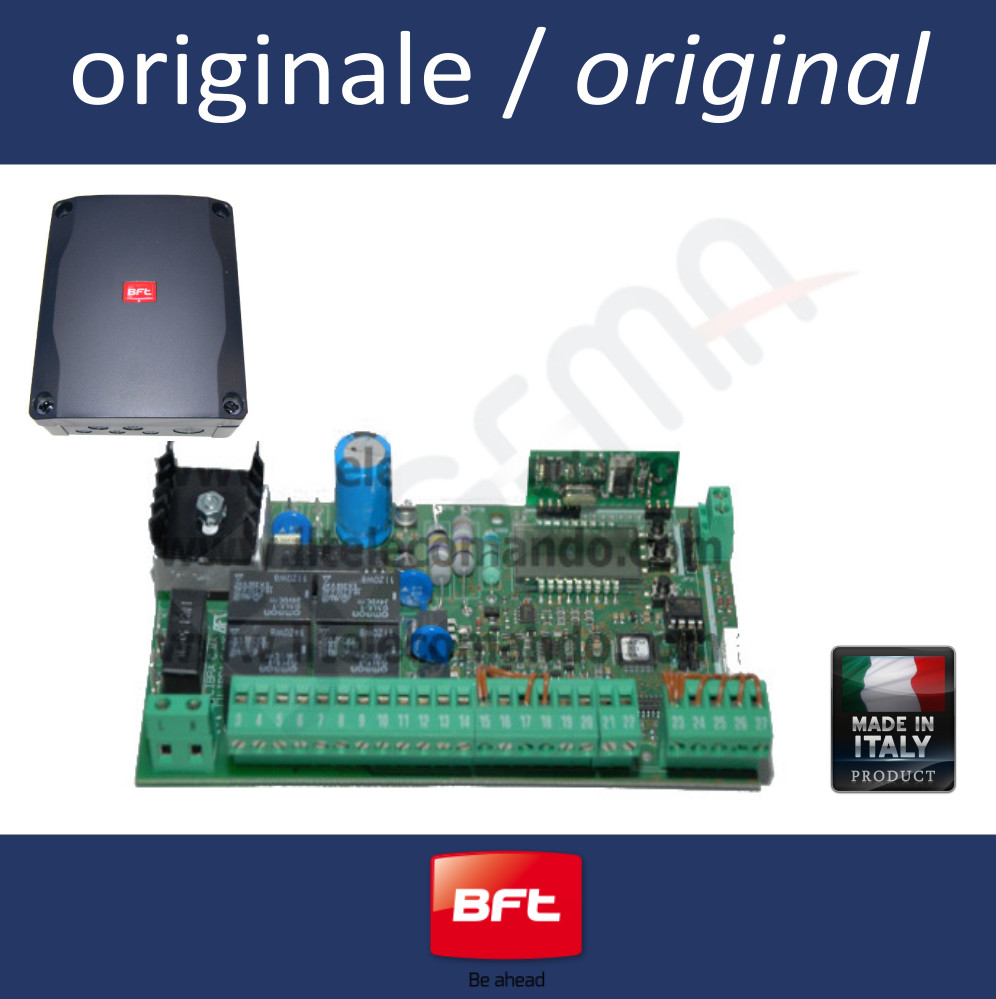Spare original BFT parts for all the PHOBOS both 24V and 220