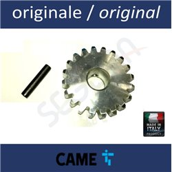Spare pinion for operators BX or BY
