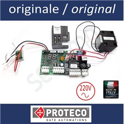 Q60AR  PROTECO control unit for operators 220V
