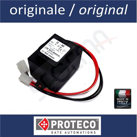 Trasformatore di ricambio Q80A - Q80S - Q81A - Q81S