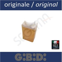 Original oil for GIBIDI sliding gates in oil bath