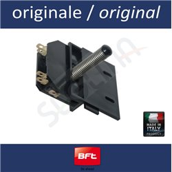 Spring limit switch for BFT sliding gates operators