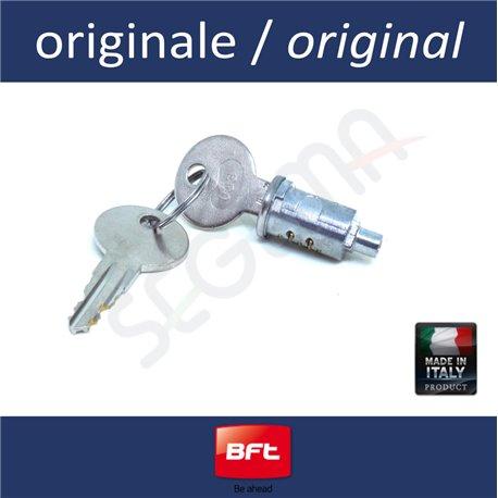 Nottolino con 2 chiavi in dotazione per sblocco DEIMOS A e DEIMOS ULTRA