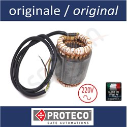 Spare electric winding 220 V for ACE or STILO