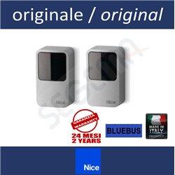 EPMAB burglar-proof photocells with BlueBus technology