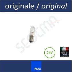 Spare bulb 24V for ML24 NICE