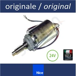 Preassembled motor for METRO 24V
