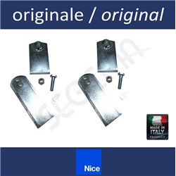 Anchoring brackets for WINGO4024 - 4000