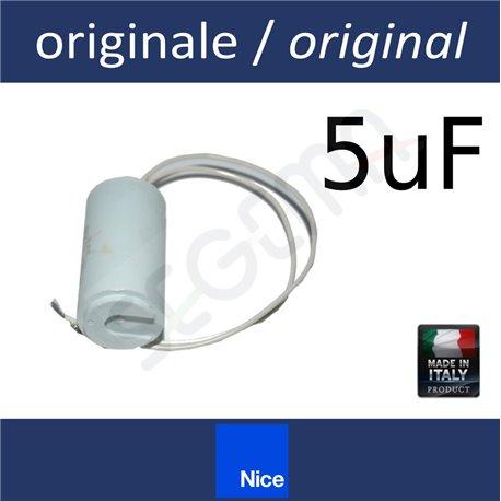 Condenser 5mF for NICE operators