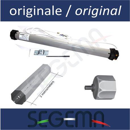 Kit motorizzazione tapparella fino a 50 Kg e 75 cm di larghezza