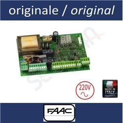 455D Centrale elettronica FAAC per operatori oleodinamici
