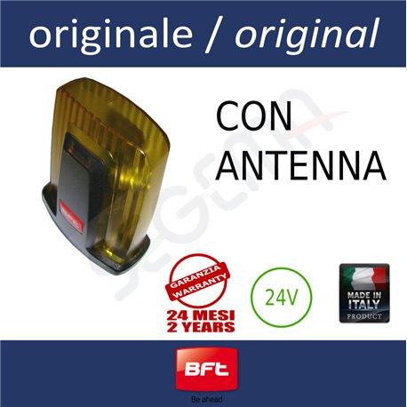 RADIUS B LTA 024 R1 lampeggiante con antenna integrata