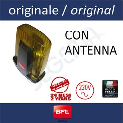 RADIUS B LTA 230 flash with integrated antenna