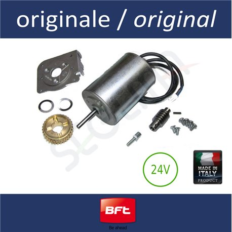 Endless screw bronze gear  kit IGEA BT
