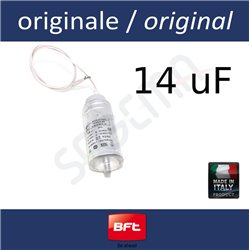 Condensatore 14 microFarad