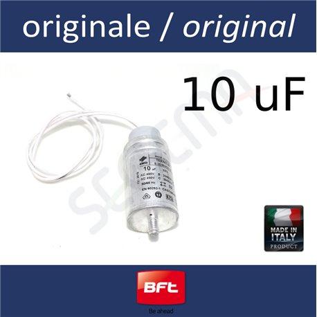 Condensatore 10 uF per operatori BFT