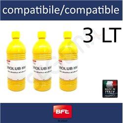 Olio per operatori BFT confezione risparmio 3 LT