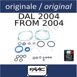 Complete seals kit 402 since 2004