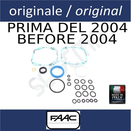 Complete seals kit 402 before 2004