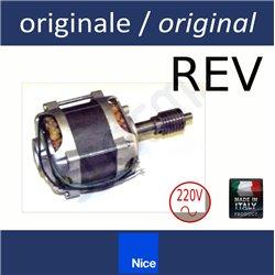 Motore preassemblato per TOONA 220V reversibile