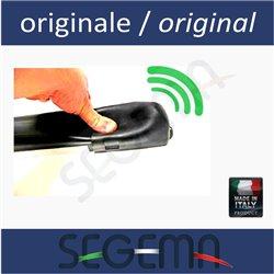Bordo sensibile in gomma di sicurezza radio