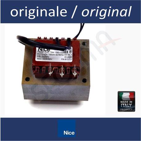 Spare transformer for TEN2010