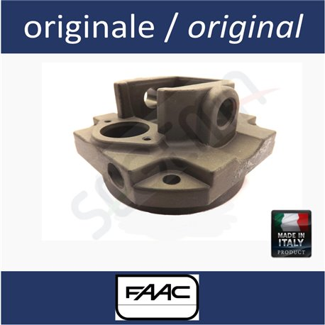Rear flange for case back 400 - 402 - 422