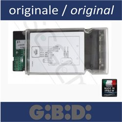 Limit switch board PASS and SL